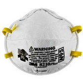 3M 8210PLUS Series N95 Respirator (20 per box), Part #3m8210Plus pic 4