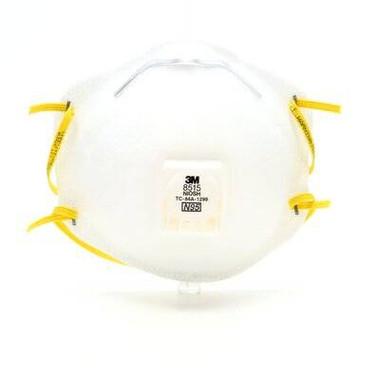 3M 8515 n95 Welding Respirators (10 ct), Part #8515 pic 1