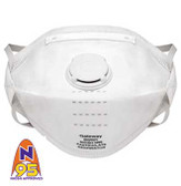 Gateway Sanifold Vented N95 Particulate Respirator (20 per box), Part #80202V pic 5