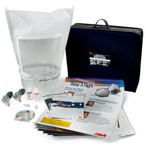 3M Respirator Training & Fit Testing Case, Part #13598 Pic 1