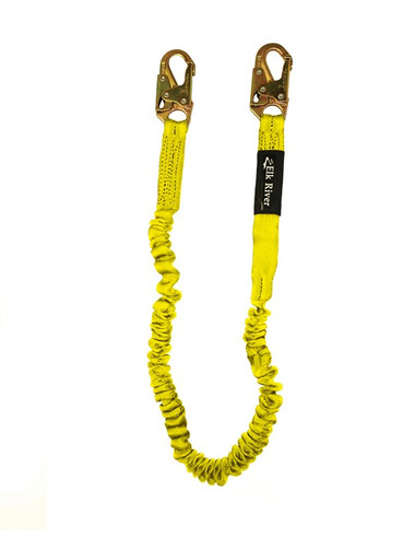 Elk River NoPac Shock Absorbing Lanyard 6 foot