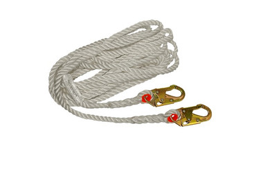 Elk River Master Series 5/8 diameter x 25' Nylon Lifeline