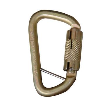 """Elk River Steel Steel Carabiner with 3/4"""" Auto Twist Lock"""