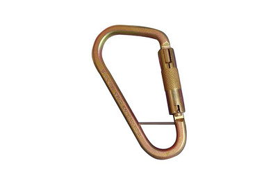 """Carabiner with Pin 2"""" Gate Opening"""