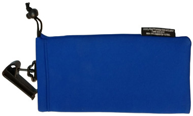 Glove Guard Soft Pouch 5 inch x 9 inch Blue Pic 1