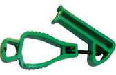 Glove Clip Utility Guard Green Color Pic 2