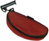 Soft Red Glove Guard Bag, Utility Guard End Pic 1