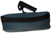 Soft Blue Glove Guard Bag, Utility Guard End Pic 1