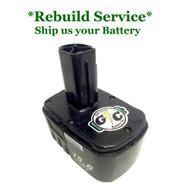 REBUILD Service Model: 130139015