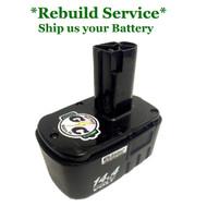 REBUILD Service Model: 130139014