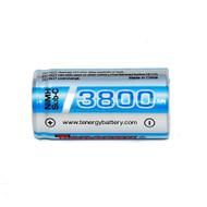 Tenergy 1.2V 3800mAh Ni-MH Sub C Rechargeable Flat Top Battery | Item # 10518