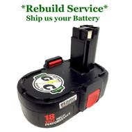 92995 REBUILD Service
