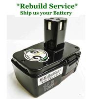 REBUILD Service Model: 982030-001