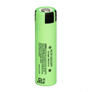 1 Panasonic 18650 Lithium Ion Rechargeable Battery | NCR18650PF 3.6V 2900mAh