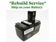 REBUILD Service Model: 976965-001