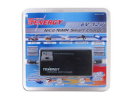 Tenergy Universal Smart Charger for 6V - 12V NiMH/NiCD Battery Pack