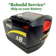 SB18A REBUILD Service