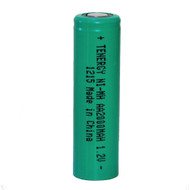 Tenergy AA 2000mAh NiMH Flat Top Rechargeable Battery Item: 10306