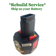 YOU SHIP US YOUR BATTERY TO REFURBISH