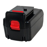 Replacement 4.0Ah Lithium-ion Battery for Porter Cable 18V Model PC18BLEX