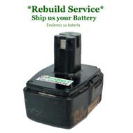 REBUILD Service Model: 315.111010