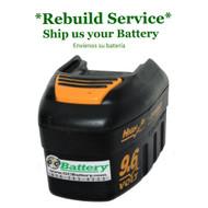 REBUILD Service Model: 315.110300