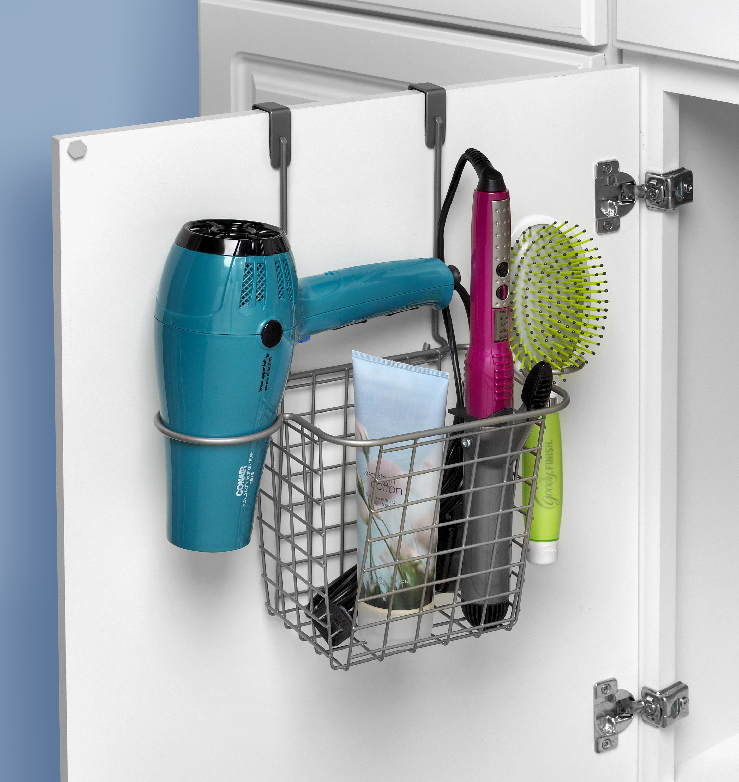 Bathroom Out of Control? The 4 Organizing Tools You Need Now