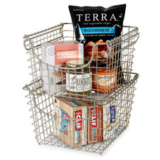 Scoop Medium Stacking Basket