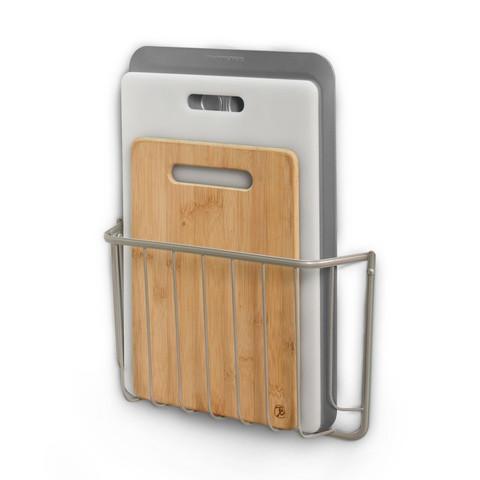 Ashley Cabinet & Wall Mount Cutting Board & Bakeware Holder