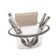 Cora Suction Corner Caddy