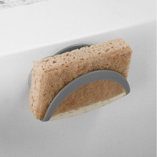 Cora Suction Sink Sponge Holder