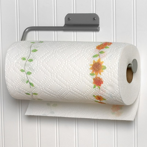 Euro Wall Mount Paper Towel Holder