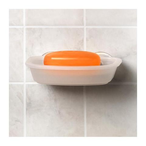 Suction Soap & Sponge Dish