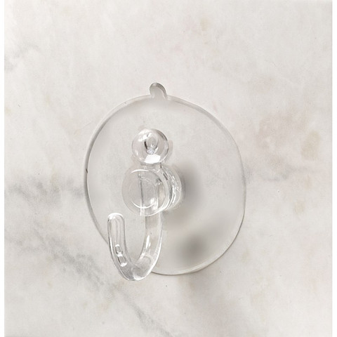 Medium Suction Cup with Hook