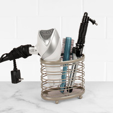 Ashley Countertop Hair Dryer & Accessory Organizer
