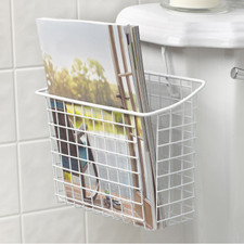 Grid Over the Tank Magazine Holder
