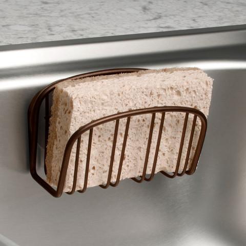 Contempo Suction Sink Sponge Holder