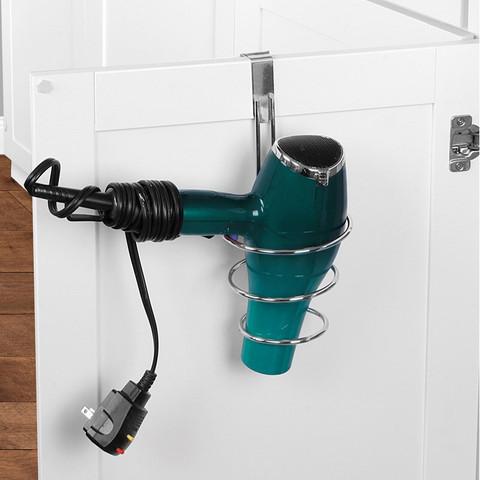 myBella Over the Cabinet Hair Dryer Holder