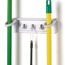 Mop & Broom Organizer