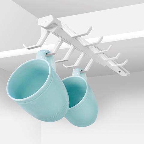 Sliding Cup Rack