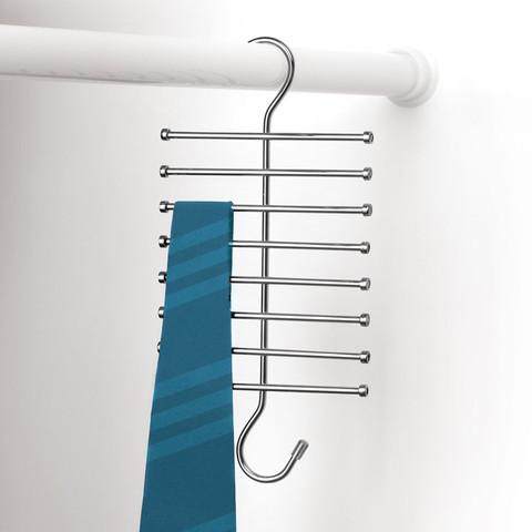 Tie & Belt Closet Rack