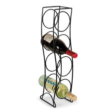 Curve 4-Bottle Wine Rack