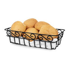Scroll Bread Basket