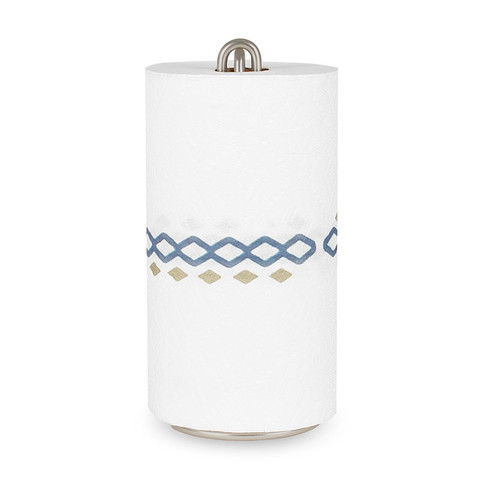 Euro Cross Paper Towel Holder
