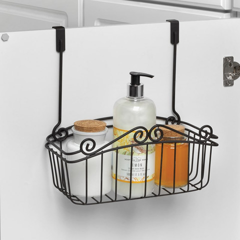 Scroll Over the Cabinet Medium Basket