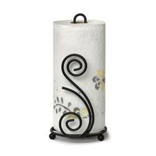 Scroll Deco Paper Towel Holder