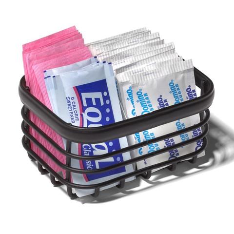 Ashley Sugar Packet Basket