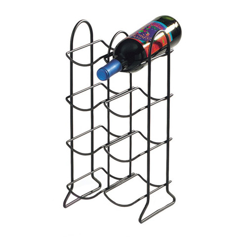 Townhouse 8-Bottle Wine Rack
