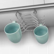 Under the Shelf Mug Holder