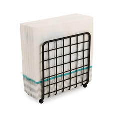 Grid Napkin Holder